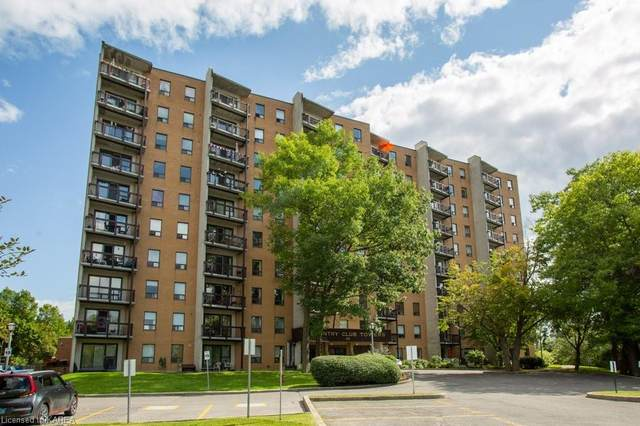 66 Greenview Drive #807, Kingston, ON K7M 7C5 (MLS #40148047) :: Forest Hill Real Estate Collingwood