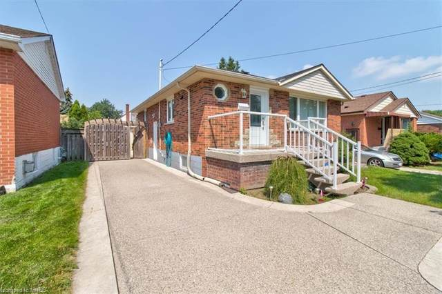 326 East 16Th Street, Hamilton, ON L9A 4J9 (MLS #40148064) :: Forest Hill Real Estate Collingwood