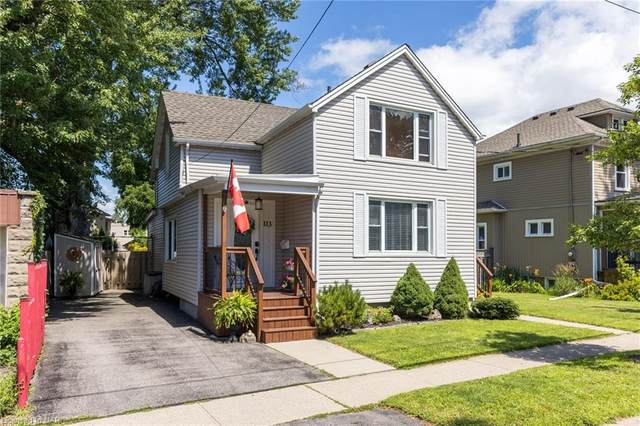 113 Dufferin Street E, St. Catharines, ON L2R 2A2 (MLS #40148070) :: Forest Hill Real Estate Collingwood