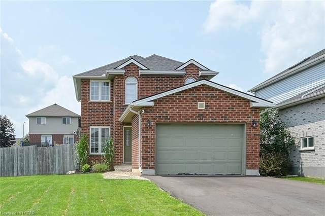 37 Dogwood Drive, Tillsonburg, ON N4G 5S5 (MLS #40148089) :: Forest Hill Real Estate Collingwood