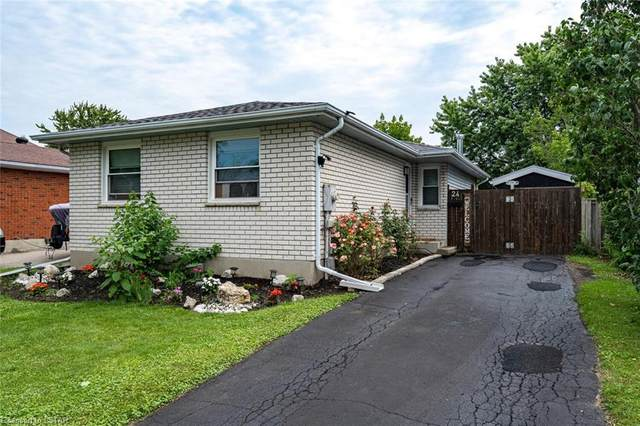 24 Clara Crescent, London, ON N6E 3G3 (MLS #40148122) :: Forest Hill Real Estate Collingwood