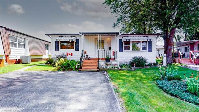 27 Kalisch Avenue, Exeter, ON N0M 1S3 (MLS #40148125) :: Forest Hill Real Estate Collingwood
