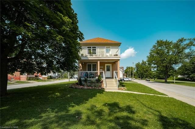 5269 Palmer Avenue, Niagara Falls, ON L2E 3T9 (MLS #40148131) :: Envelope Real Estate Brokerage Inc.