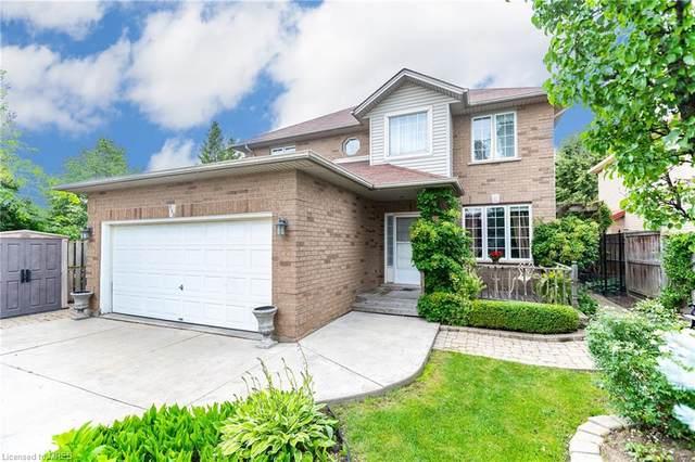 113 Gatestone Drive, Stoney Creek, ON L8J 3S8 (MLS #40148136) :: Forest Hill Real Estate Collingwood