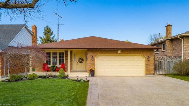16 The Meadows, St. Catharines, ON L2N 7K7 (MLS #40148139) :: Forest Hill Real Estate Collingwood
