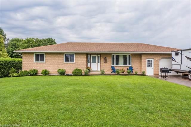 8097 Sandytown Road, Straffordville, ON N0J 1Y0 (MLS #40148144) :: Forest Hill Real Estate Collingwood