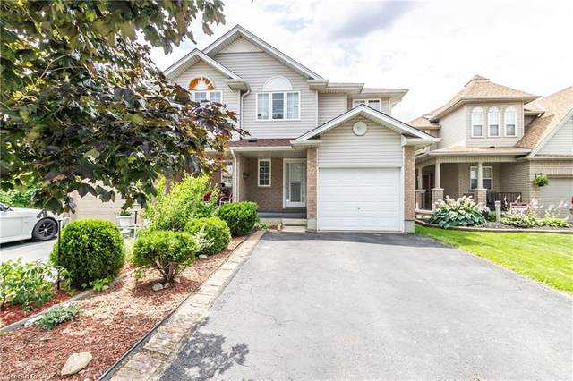 77 Hawkins Drive, Cambridge, ON N1T 2A3 (MLS #40148146) :: Forest Hill Real Estate Collingwood