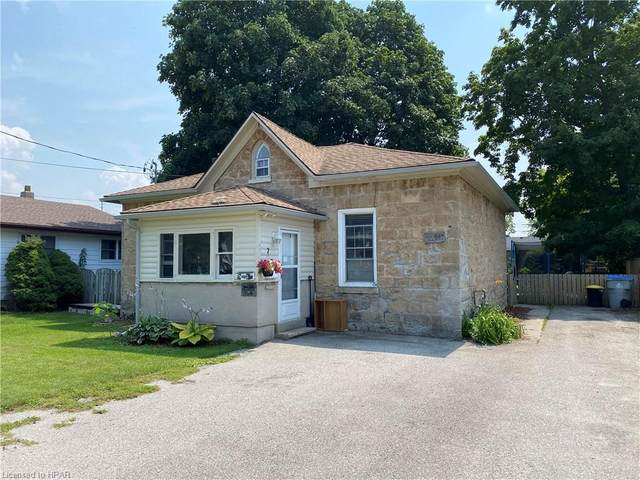 110 Newgate Street, Goderich, ON N7A 1P4 (MLS #40148157) :: Forest Hill Real Estate Collingwood