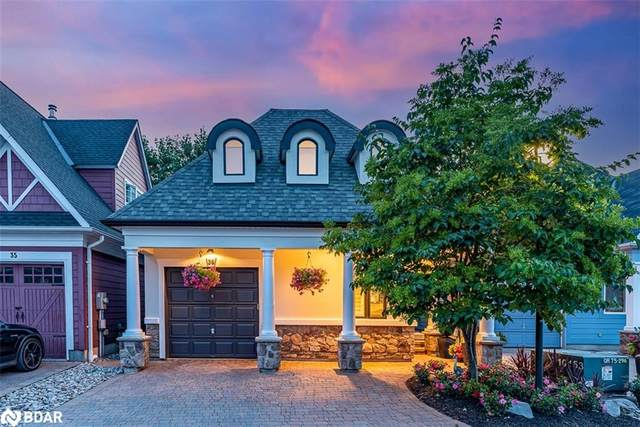 5 Invermara Court #36, Orillia, ON L3V 8B4 (MLS #40148248) :: Envelope Real Estate Brokerage Inc.