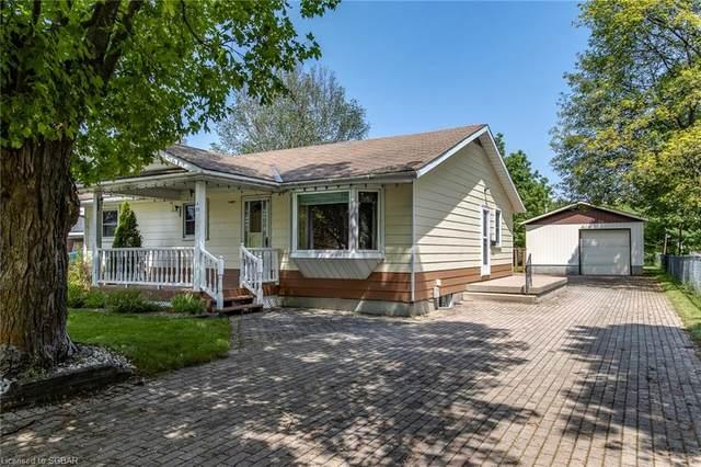 11 John Street, Penetanguishene, ON L9M 1N8 (MLS #40148249) :: Forest Hill Real Estate Collingwood