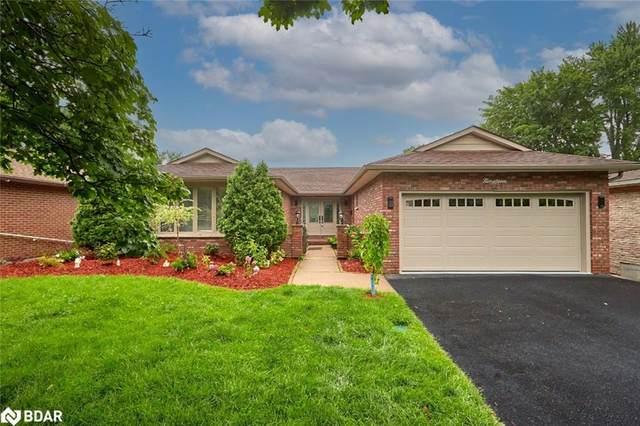 19 White Pine Place, Barrie, ON L4M 5L7 (MLS #40148260) :: Envelope Real Estate Brokerage Inc.