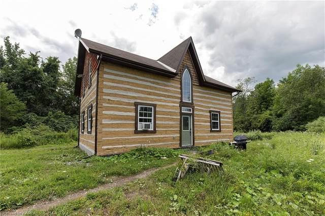418 Highway 32, Gananoque, ON K7G 2V3 (MLS #40148270) :: Forest Hill Real Estate Collingwood