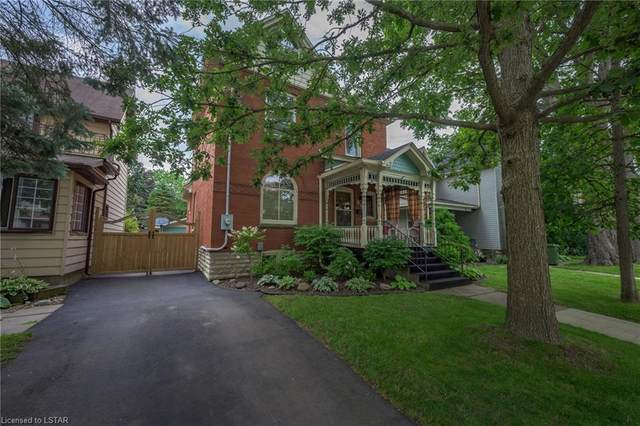 90 Gladstone Avenue, St. Thomas, ON N5R 2N1 (MLS #40148291) :: Forest Hill Real Estate Collingwood