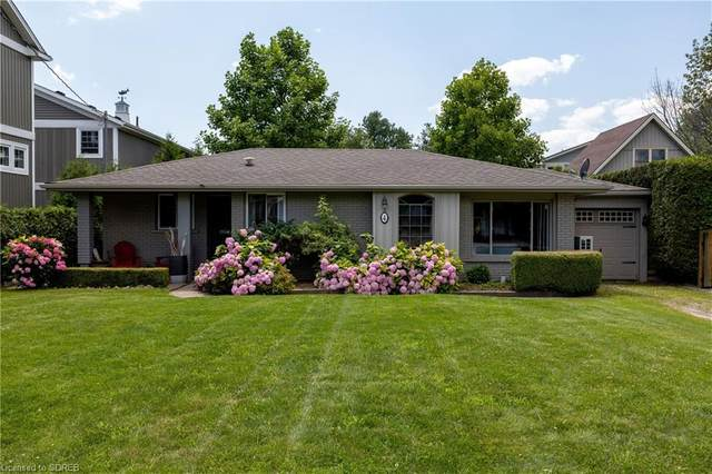 4 Willow Avenue, Long Point, ON N0E 1M0 (MLS #40148315) :: Forest Hill Real Estate Collingwood