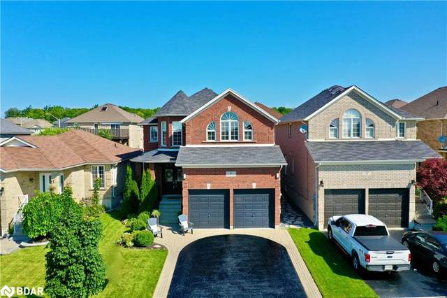 6 Parisian Crescent, Barrie, ON L4N 0Y9 (MLS #40148335) :: Forest Hill Real Estate Collingwood