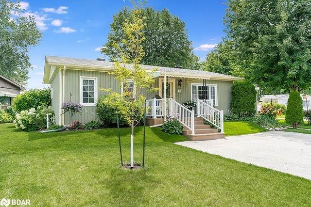 12 Recreation Drive, Innisfil, ON L9S 1N5 (MLS #40148336) :: Forest Hill Real Estate Collingwood