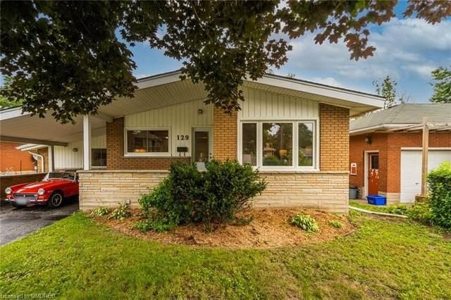 129 Ross Avenue, Kitchener, ON N2A 1V5 (MLS #40148348) :: Forest Hill Real Estate Collingwood