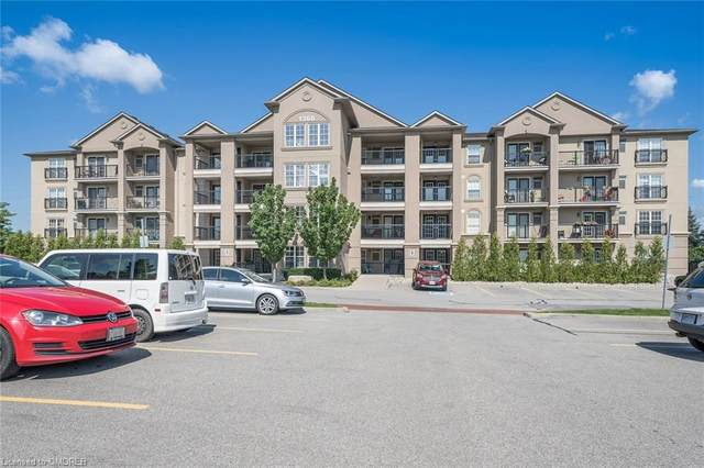 1360 Main Street E #212, Milton, ON L9T 7S5 (MLS #40148429) :: Forest Hill Real Estate Collingwood