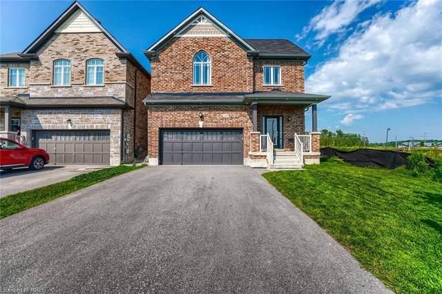 1150 Wharram Way, Innisfil, ON L0L 1W0 (MLS #40148445) :: Forest Hill Real Estate Collingwood