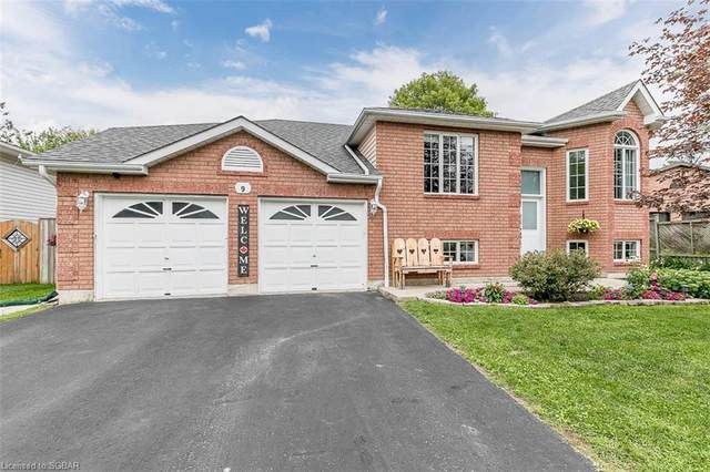9 Birchmount Circle, Wasaga Beach, ON L9Z 1H8 (MLS #40148464) :: Forest Hill Real Estate Collingwood