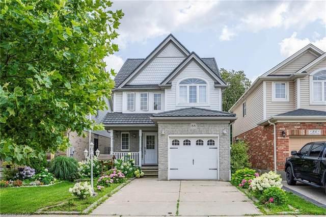 88 Chrysler Crescent, Cambridge, ON N3H 5S6 (MLS #40148473) :: Forest Hill Real Estate Collingwood