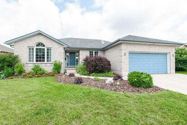69 Cobourg Street, Mitchell, ON N0K 1N0 (MLS #40148474) :: Forest Hill Real Estate Collingwood