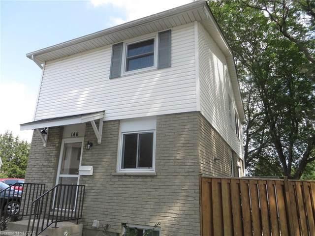 230 Clarke Road #146, London, ON  (MLS #40148476) :: Envelope Real Estate Brokerage Inc.