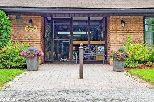650 Whitaker Street #3, Peterborough, ON K9H 7L5 (MLS #40148499) :: Forest Hill Real Estate Collingwood