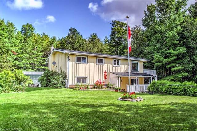 245573 22 Sideroad, Meaford Municipality, ON N4L 0A7 (MLS #40148503) :: Forest Hill Real Estate Collingwood