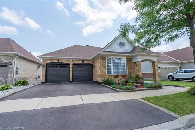 1641 Allan Crescent, Milton, ON L9T 5Z7 (MLS #40148511) :: Forest Hill Real Estate Collingwood