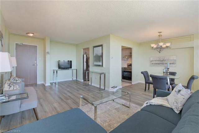 2301 Derry Road W #902, Peel, ON L5N 2R4 (MLS #40148515) :: Forest Hill Real Estate Collingwood