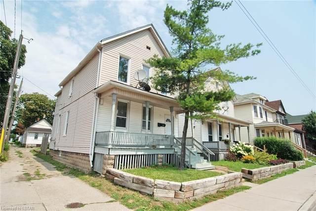 466 Wyandotte Street W, Windsor, ON N9A 5X4 (MLS #40148535) :: Forest Hill Real Estate Collingwood