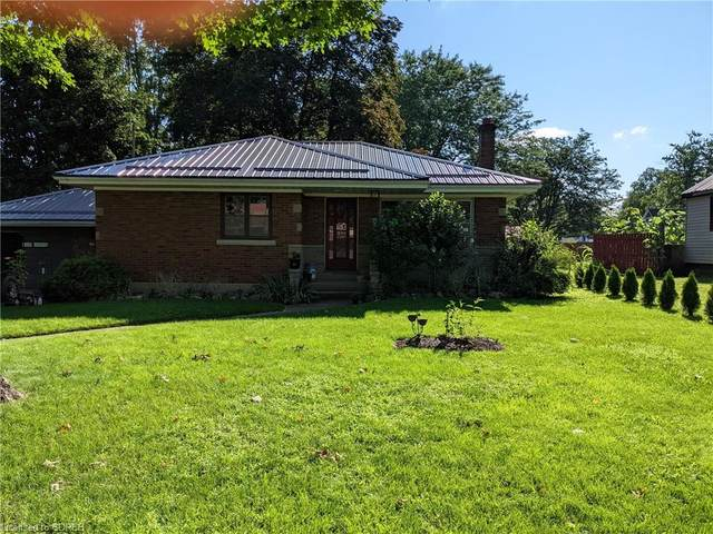 193 Wellington Street, Waterford, ON N0E 1Y0 (MLS #40148542) :: Forest Hill Real Estate Collingwood