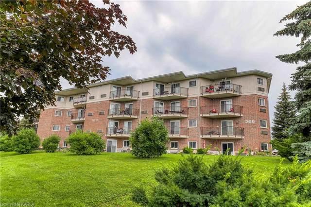 266 Guthrie Drive #103, Kingston, ON K7K 6K8 (MLS #40148546) :: Forest Hill Real Estate Collingwood