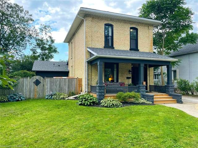 21 Forest Avenue, St. Thomas, ON N5R 2J1 (MLS #40148586) :: Forest Hill Real Estate Collingwood