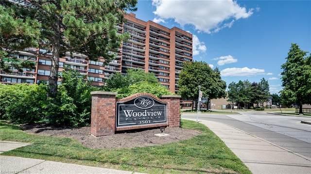 3501 Glen Erin Drive #607, Mississauga, ON L5L 2E9 (MLS #40148607) :: Forest Hill Real Estate Collingwood