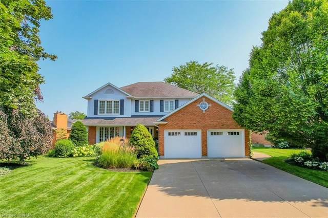 6354 Moretta Drive, Niagara Falls, ON L2J 4H7 (MLS #40148637) :: Forest Hill Real Estate Collingwood