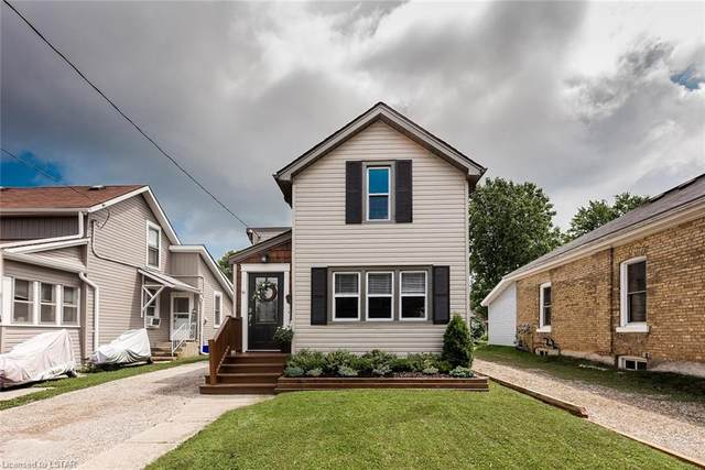 6 Oliver Street, St. Thomas, ON N5T 3X1 (MLS #40148643) :: Forest Hill Real Estate Collingwood
