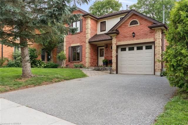 16 Tolhurst Avenue, St. George, ON N0E 1N0 (MLS #40148706) :: Forest Hill Real Estate Collingwood