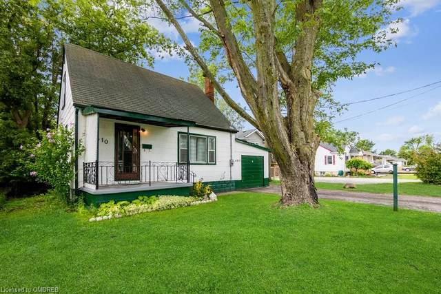 6410 Mcleod Road, Niagara Falls, ON L2G 3G1 (MLS #40148762) :: Forest Hill Real Estate Collingwood