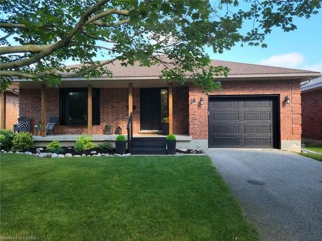 28 Bodkin Avenue, Aylmer, ON N5H 3B8 (MLS #40148769) :: Forest Hill Real Estate Collingwood