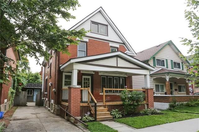 331 Park Street, Kitchener, ON N2G 1N2 (MLS #40148820) :: Envelope Real Estate Brokerage Inc.