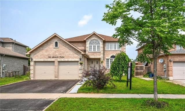 164 Sproule Drive, Barrie, ON L4N 0R2 (MLS #40148844) :: Envelope Real Estate Brokerage Inc.