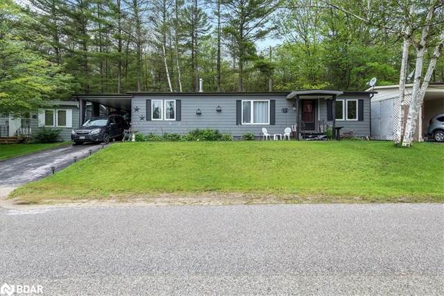 12 Allen Drive S, Wasaga Beach, ON L9Z 1K4 (MLS #40148858) :: Forest Hill Real Estate Collingwood
