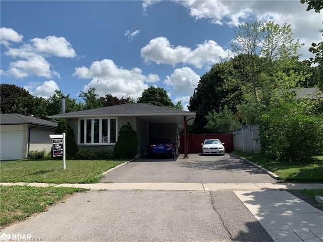 269 Cook Street, Barrie, ON L4M 4H7 (MLS #40148860) :: Envelope Real Estate Brokerage Inc.