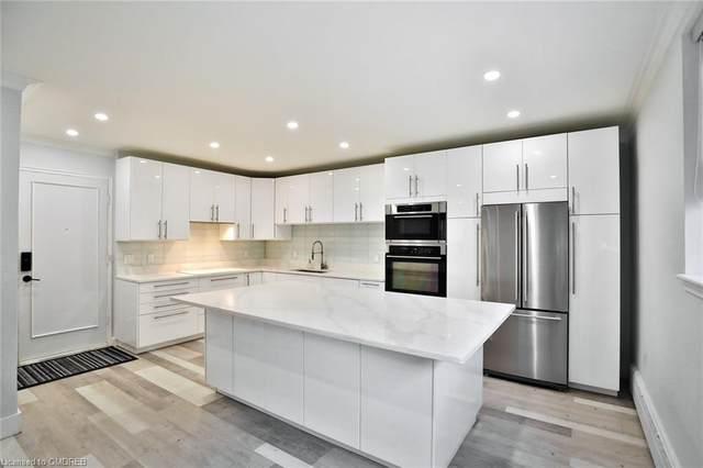 2054 Courtland Drive #102, Burlington, ON L7R 1R8 (MLS #40148874) :: Forest Hill Real Estate Collingwood