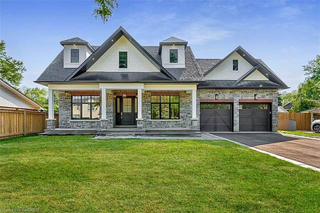 160 White Pines Drive, Burlington, ON L7L 4E4 (MLS #40148887) :: Forest Hill Real Estate Collingwood