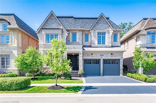 346 Tudor Avenue, Oakville, ON L6K 0G8 (MLS #40148897) :: Forest Hill Real Estate Collingwood