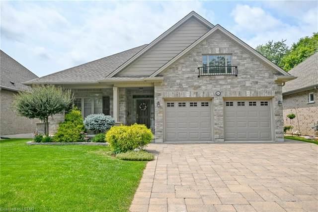 14 Osprey Lane, St. Thomas, ON N5R 6M4 (MLS #40148911) :: Forest Hill Real Estate Collingwood