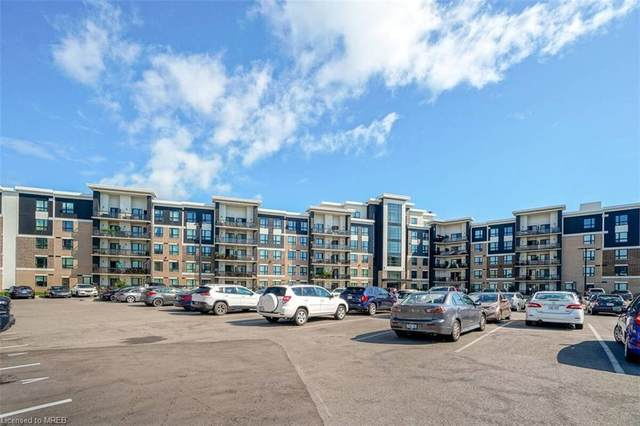 630 Sauve Street #303, Milton, ON L9T 9A6 (MLS #40148913) :: Forest Hill Real Estate Collingwood